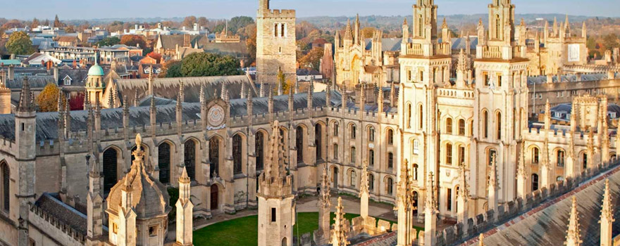 Centro examinador oficial de Oxford Test of English